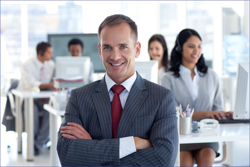 IT & Office Sales and Services for business customers