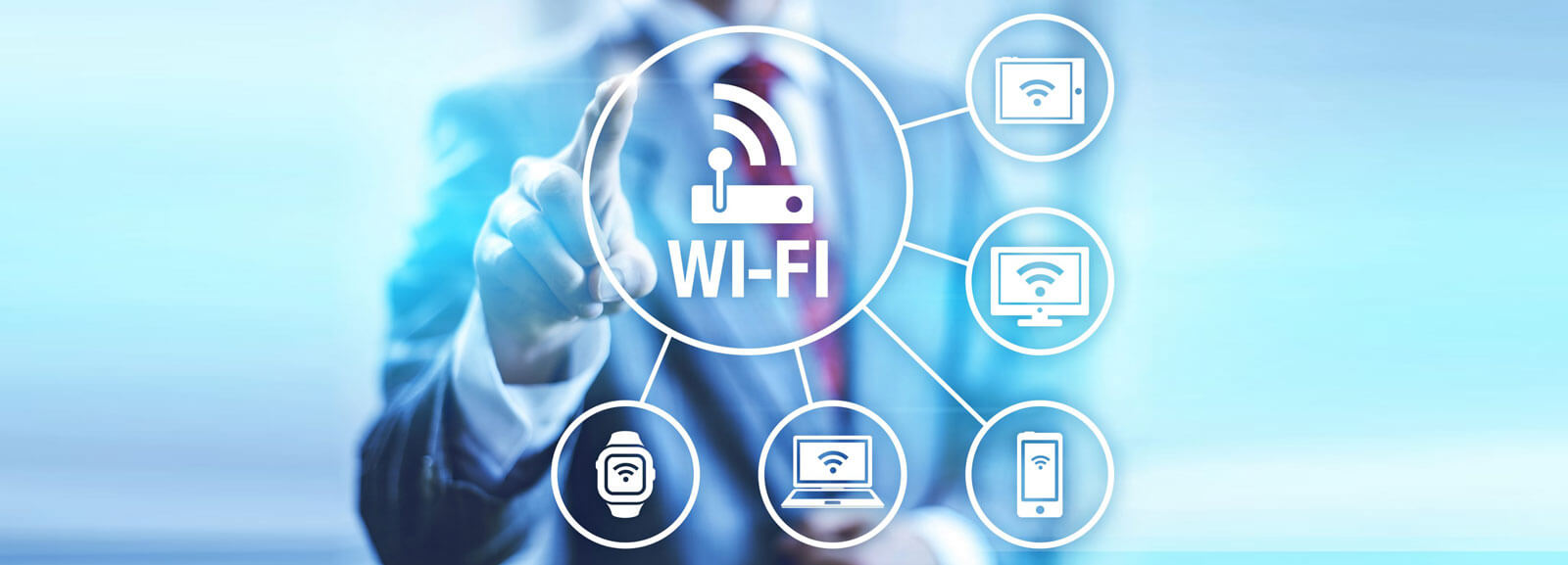WIFI Internet Access for your premises